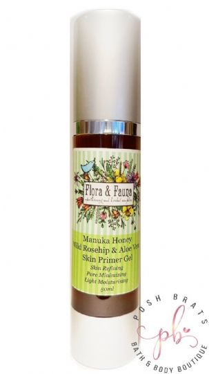 Manuka Honey, Rosehip & Aloe Skin Primer Gel